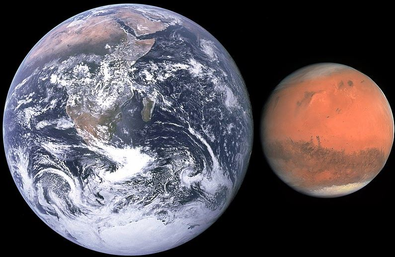 00000000 Mars en Aarde