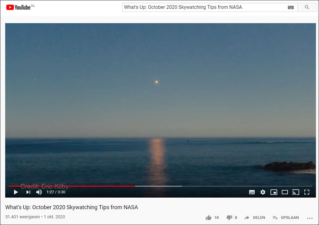 00000000 Mars en NASA