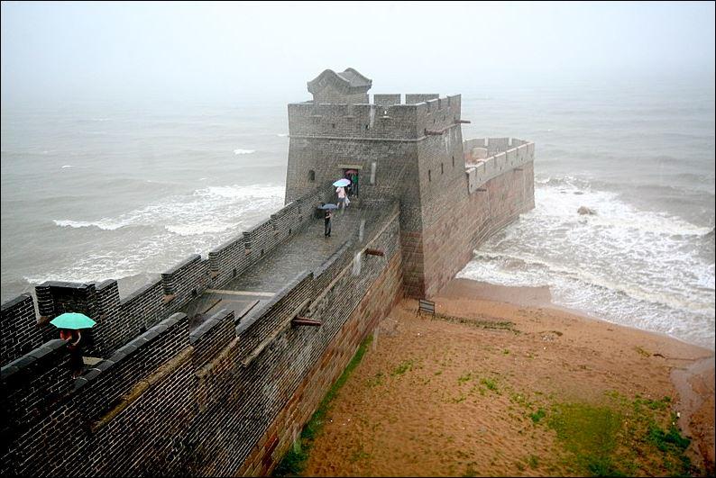 22 1000 - 15000 Chineze muur
