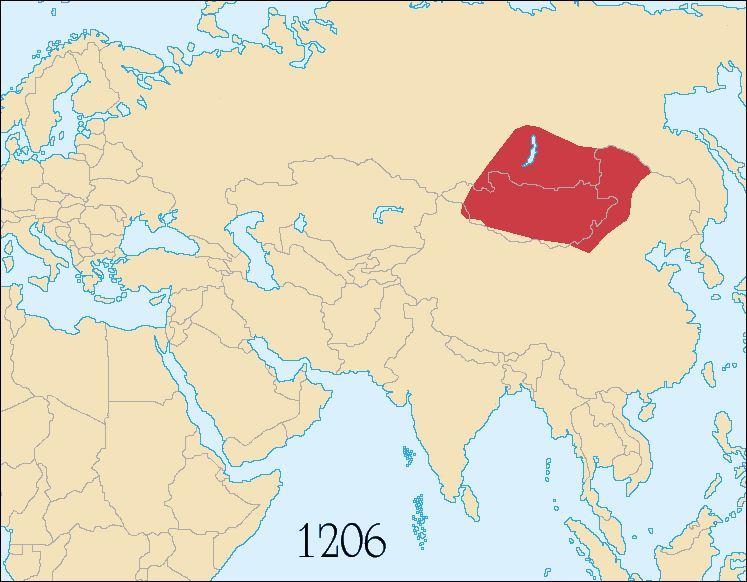 22 1000 - 15000 mongoolse rijk start