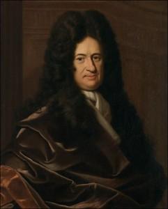 23 Leibniz portret