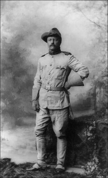 1 roosevelt 1898