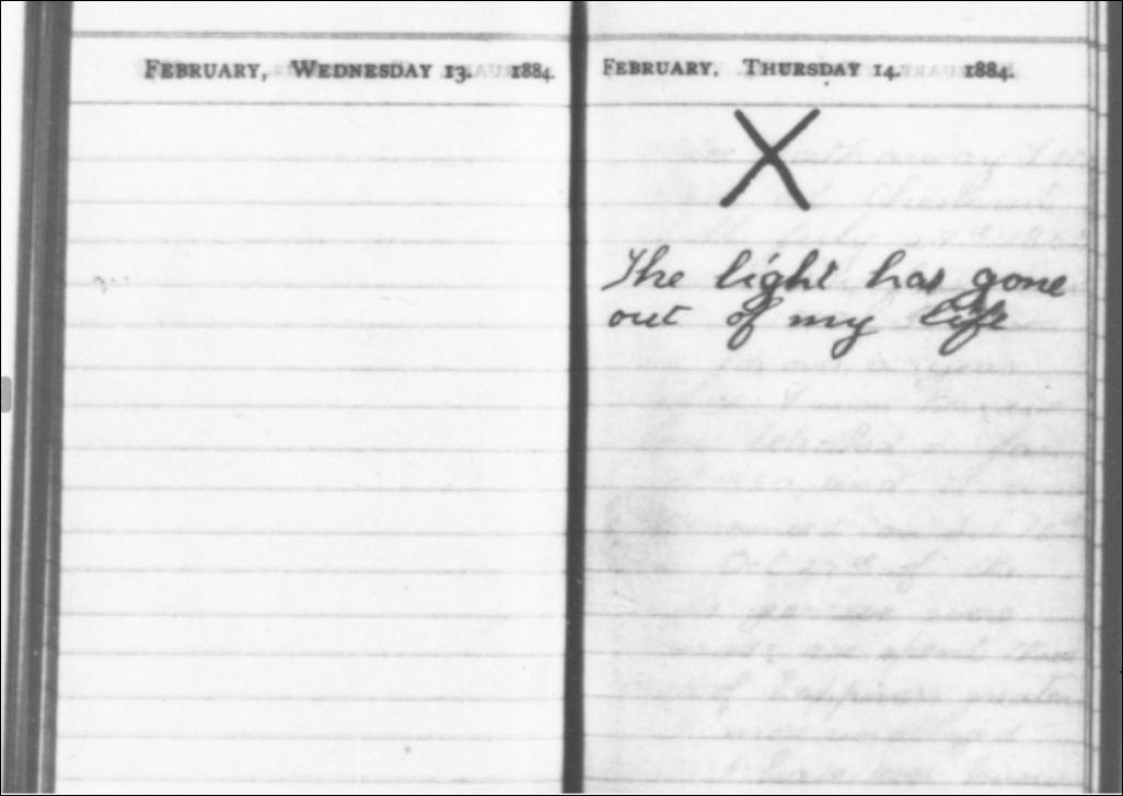3 roosevelt dagboek