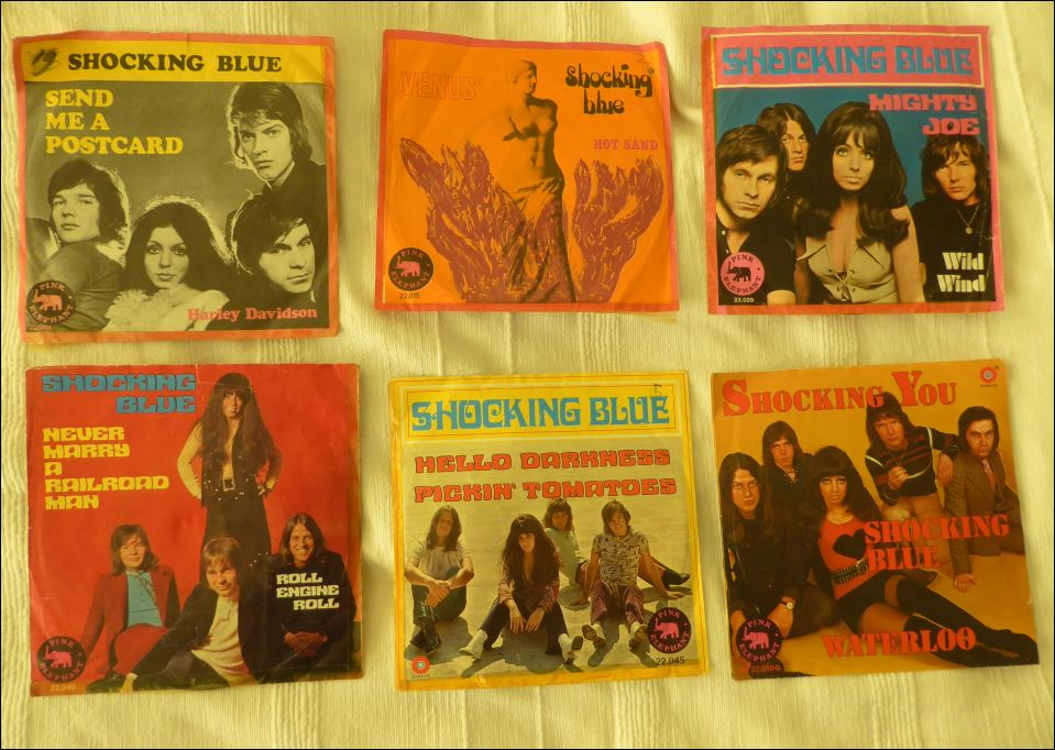 0000 singles Shocking Blue 2